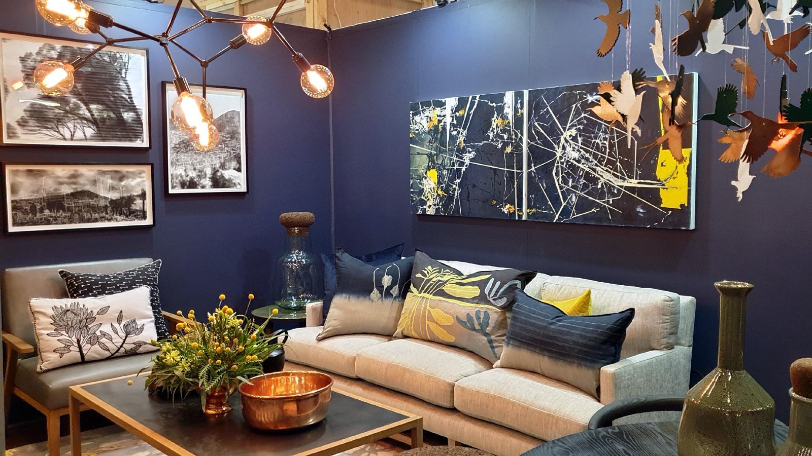Interior Design at Decorex